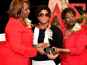 DST Atlanta Alumnae Chapter Fortitude Award  » Click to zoom ->